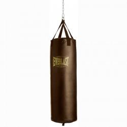 Vintage Bokszzsák Everlast 117 cm, 33 kg töltetlen Sportszer Everlast