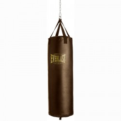 Vintage Bokszzsák Everlast 102 cm, 28 kg töltve Sportszer Everlast
