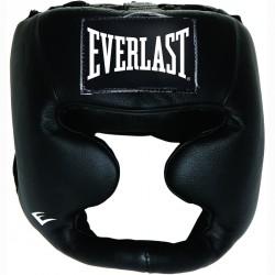 Arc és állvédős Fejvédő Everlast fekete Sportszer Everlast