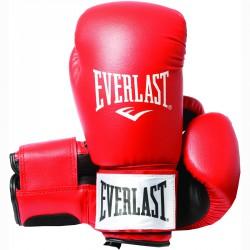 Bokszkesztyű Everlast Rodney PU piros Sportszer Everlast