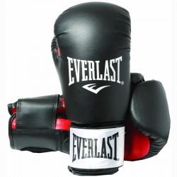 Bokszkesztyű Everlast Rodney PU fekete Sportszer Everlast
