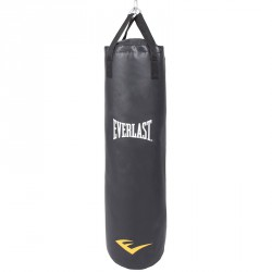 Bokszzsák Everlast Powerstrike töltetlen 123 cm Sportszer Everlast