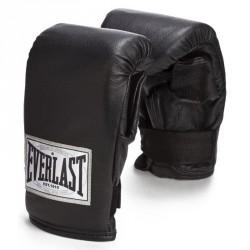 Zsákoló kesztyű Everlast Boston fekete műbőr Sportszer Everlast
