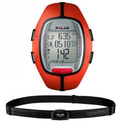 Polar RS300 X pulzusmérő óra Narancs Sportórák, lépésszámlálók Polar