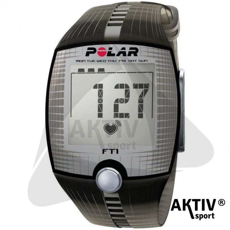 Polar FT1 Szürke Pulzusmérő Fitnesz Sportóra - Sportórák ... 0fc2479d2c