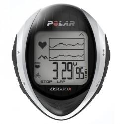 Polar CS600 X kerékpáros pulzusmérő óra Sportórák, lépésszámlálók Polar