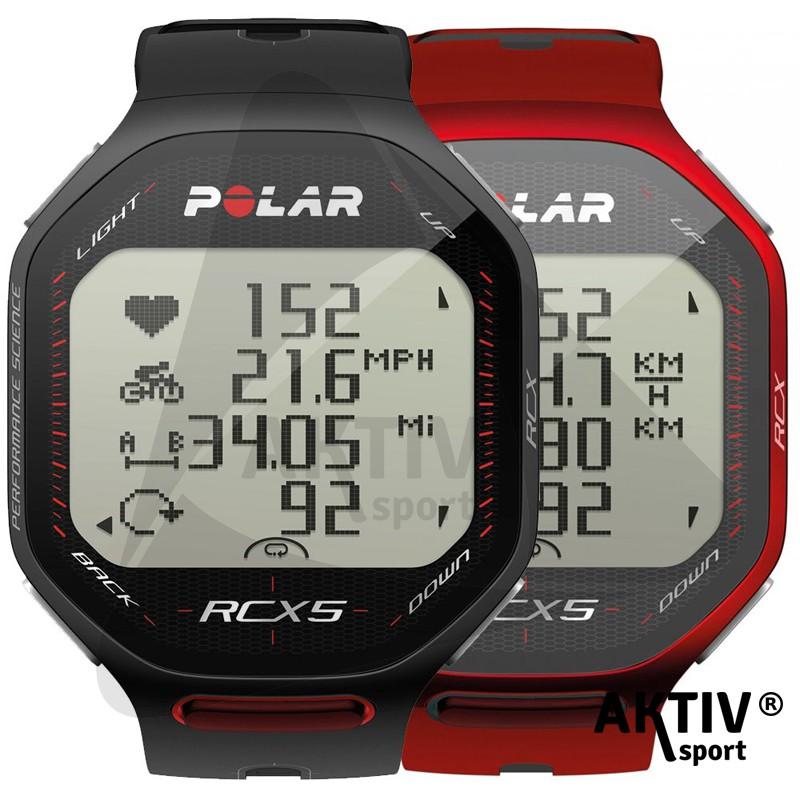 Polar RCX5 Fekete Pulzusmérő Futó Sportóra - Sportórák ... 5d111b347e