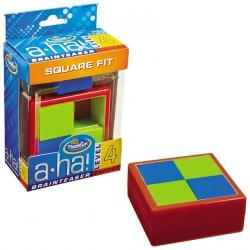 A-Ha! Brainteasers: Square Fit Logikai J áték Logikai játékok