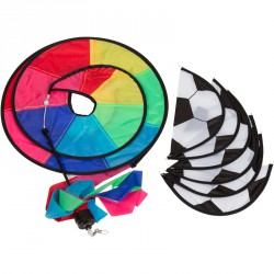 Rainbow Ball Twister focis Játék