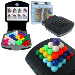 Lonpos 66 Colorful Cabin Logikai Játék Logikai játékok