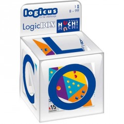 LogicBOX 3 Logikai Játék Szórakoztató játékok