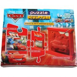 3D Puzzle - Verdák Puzzle