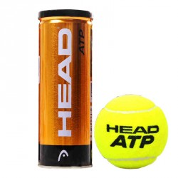 Head ATP Golden Ball teniszlabda 3db Teniszlabda Head