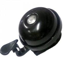 Kerékpár Csengő NH-B409AP 40mm alu fekete Alkatrészek