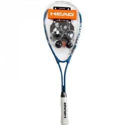 Head Nano Ti. Team squash csomag Squash ütők Head