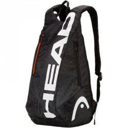 Hátizsák Head Tour Team Backpack fekete-narancssárga Sportszer Head