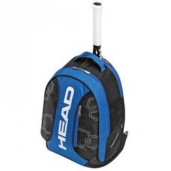 Hátizsák Head Elite Backpack fekete-kék Black Friday Head