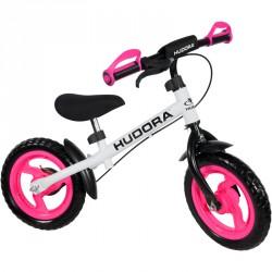 Futókerékpár Hudora Ratzfratz rózsaszín Pedál nélküli járművek Hudora
