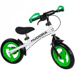 Futókerékpár Hudora Ratzfratz zöld Pedál nélküli járművek Hudora
