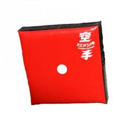 Kocka alakú ütő- és rúgópajzs Sportszer Kensho