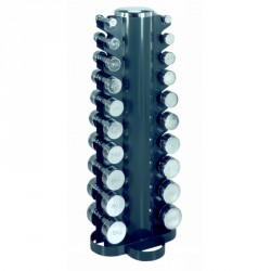 Tunturi Dumbell Tower kézisúlyzó tartó torony Sportszer Tunturi