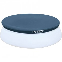 Medence takaró Intex Easy Set 244 cm Medence védőtakaró Intex