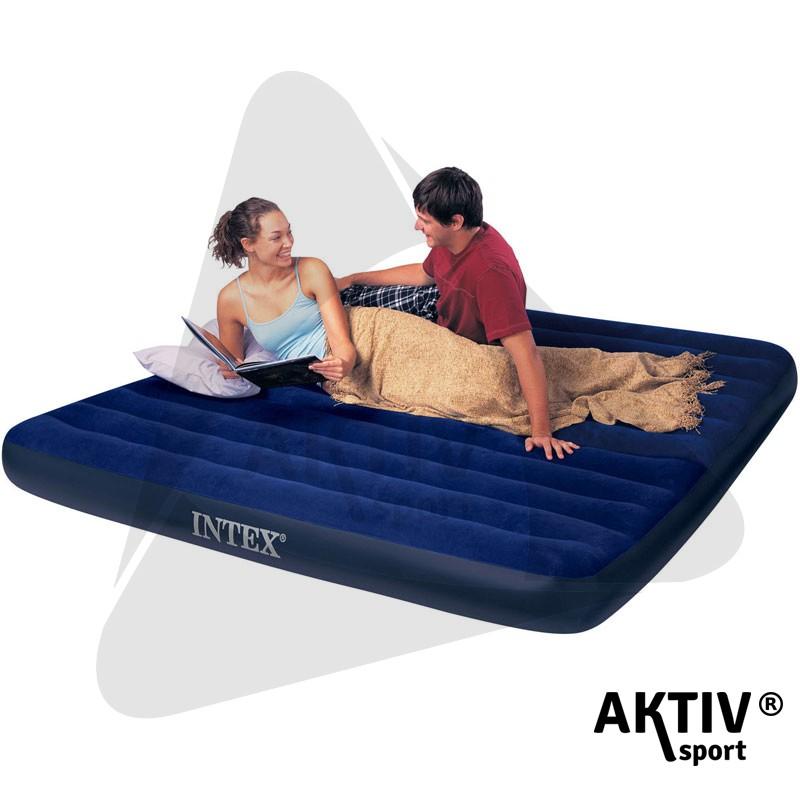 Felfújható ágy Intex 203x152 cm - Felfújható ágyak  366add479e