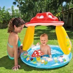 Intex Gombás bébi medence Gyermek medence Intex