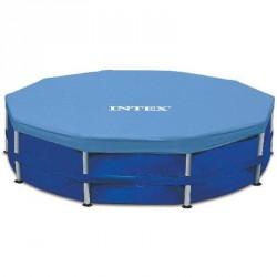 Medence takaró Intex 305 cm szögletes Medence védőtakaró Intex