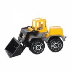 Bulldózer PLASTO Munkagép játékok Plasto