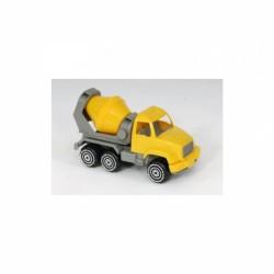 Mixer autó PLASTO Munkagép játékok Plasto