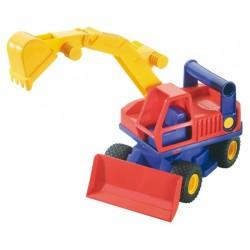 ConsTruck rakodógép - WADER Munkagép játékok Wader