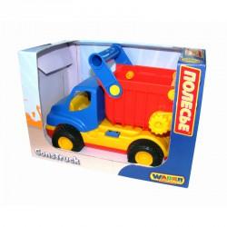 ConsTruck dömper - WADER Munkagép játékok Wader