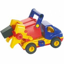 ConsTruck kukásautó - WADER Munkagép játékok Wader