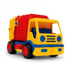 Basic kukásautó - WADER Munkagép játékok Wader