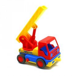 Basic tűzoltóautó - WADER Műanyag járművek Wader