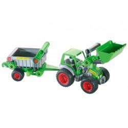 Farmer traktor WADER Munkagép játékok Wader