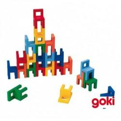 Egyensúlyozó székek GOKI Építőelemek Goki