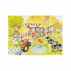 Fa puzzle 48 db-os - GOKI Puzzle Goki