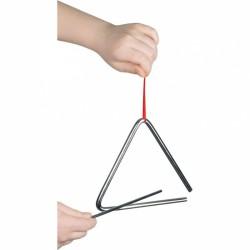 Triangulum, fém GOKI Ütős zenélő játékok Goki