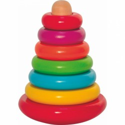 Fa montesszori WOODY Szórakoztató játékok Woody