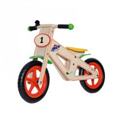 Fa tanuló kerékpár WOODY Lábbal hajtható járművek Woody
