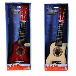 Fa gitár UNIKATOY Húros zenélő játékok Unikatoy