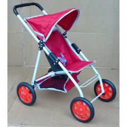 Babakocsi Bambi I. - piros Játék babakocsik Bambi