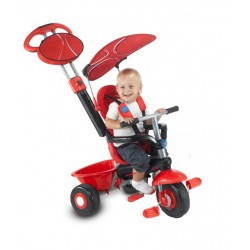 Tricikli Smart Baby Sport 3in1 Játék Bambi
