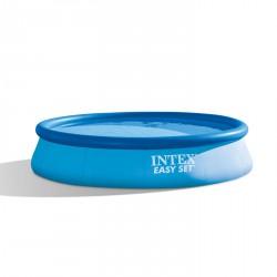 Puhafalú medence Intex 366x76 cm Sportszer Intex