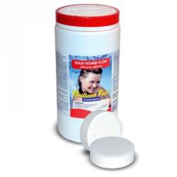 Maxi-kombi klórtabletta 1 kg Medence vegyszer