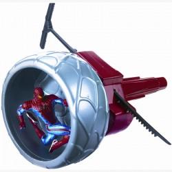 Hasbro Spiderman Száguldó Pókember kilövővel Egyéb játékok