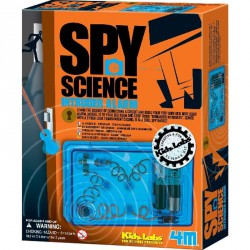 Kémtudomány nyitásérzékelő szett Egyéb játékok