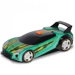 HW Hyper Racer kisautó zöld Játék autók